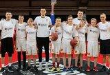 """""""Rytas"""" pradėjo septintąjį Eurolygos programos """"One Team"""" sezoną"""