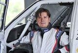 """2016-ų Dakare startuosiantis A.Juknevičius: """"Būsime žymiai konkurencingesni"""""""