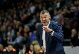 """Š.Jasikevičius gyrė B.Motumą: """"Visi matome, kad jis vienas iš pagrindinių mūsų žaidėjų"""""""