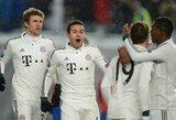 """Rusijoje sniego mūšį laimėjęs """"Bayern"""" pagerino rekordą"""