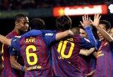 """""""Barcelona"""" klubas tik po atkaklios kovos įveikė """"Granada"""""""