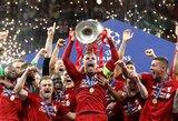 Paaiškėjo, kur ir kada UEFA žada surengti Čempionų lygos finalines kovas