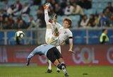 """""""Copa America"""": su Urugvajumi lygiosiomis sužaidusi Japonija iškovojo pirmąjį tašką"""