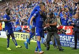 """""""Premier"""" lygos apžvalga: """"Arsenal"""" ir """"Man City"""" kluptelėjimais pasinaudojęs """"Leicester"""" – pirmas"""