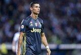 """Įvertino """"senuko"""" C.Ronaldo potencialą: """"Būdamas 40-ies jis galės žaisti su cigaru dantyse"""""""