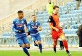 N.Valskis Tel Avivo derbyje gavo geltoną kortelę, bet jo klubas laimėjo