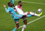 """Prancūzijos taurė: """"Monaco"""" įveikė """"Lorient"""""""