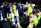 """Dramą Stambule išgyvenusi """"Barcelona"""" Eurolygos ketvirtfinalyje perėmė namų aikštės pranašumą"""