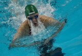 R.Meilutytė beveik 8 sek. pagerino Lietuvos rekordą 200 m kompleksiniu būdu
