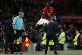 """""""Man Utd"""" naujo vidurio gynėjo nepirks ir lauks grįžtančio E.Bailly"""