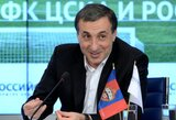 """CSKA prezidentas apie K.Hondos susitarimą su """"Milan"""": """"Jaučiamės apgauti"""""""