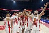 Serbijos prezidentas nori surengti Eurolygos ir Europos taurės finalus