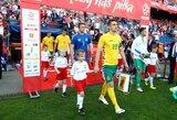 Lygiosios Krokuvoje: pasiaukojantis Lietuvos rinktinės žaidimas ir sugrįžtantis tautos pasitikėjimas