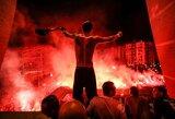 Išsprūdo: PSG A.Di Maria komandos draugus užvedinėjo keiksmais