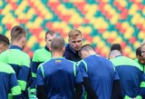 Lietuva prieš Škotiją: penki klausimai, į kuriuos būtina atsakyti