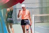 EJOF: tenisininkai pateko į elitinį aštuntuką, krepšininkų viltis sudaužė klaidos
