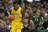 """J.Randle'as nėra """"Lakers"""" ateities planuose"""