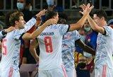 """Čempionų lygoje – R.Lewandowskio pelnytas dublis ir triuškinama """"Bayern"""" komandos pergalė prieš """"Barceloną"""""""