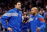 N.Collisono dėjimas išrinktas gražiausiu NBA dienos epizodu