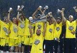 Eurolygos sezono skaičiai: begalė rekordų ir pasiekimų
