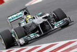 """""""Formulės 1"""" bolidų bandymai Barselonoje NR.2: bendri rezultatai"""