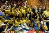 """""""Istorinis įvykis"""": nepamirštamas """"Maccabi"""" žygis į viršūnę praėjusio sezono Eurolygoje"""