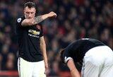 """Tragiškai gynyboje rungtyniaujantis """"Man United"""" užfiksavo antirekordą"""