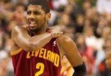 """""""Cavaliers"""" pratęsė kontraktus su keturiais krepšininkais"""