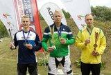 Lietuvos BMX čempionai nepasikeitė – vėl nugalėjo G.Pabijanskas ir G.Usevičius
