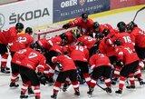 13 įvarčių fiestoje lietuviai dar kartą įveikė estus