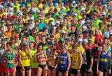 """Bėgimo entuziastai rinksis """"Kauno maratone"""""""