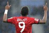 Pamatykite: L.Bailey pelnė neįtikėtiną įvartį kulnu
