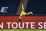 """Įspūdingą ataką surengusi """"Nantes"""" parklupdė PSG"""