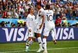 Vartininko klaida padėjo Prancūzijai patekti į čempionato pusfinalį