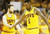 Vis dar be kontrakto: geriausių NBA laisvųjų agentų dešimtukas