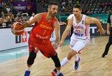 J.C.Navarro po Europos čempionato baigs karjerą rinktinėje