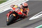 """M.Marquezas atlaikė F.Quartararo spaudimą ir iškovojo """"pole"""" poziciją Aragone"""