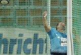 Lengvosios atletikos varžybose Austrijoje V.Alekna užėmė antrą vietą, A.Gudžius – trečią
