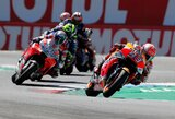 M.Marquezas išplėšė pergalę įspūdingose Olandijos GP lenktynėse