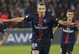 """Futbolo gandai: """"Man United"""" nori Z.Ibrahimovičiaus, """"Chelsea"""" taikosi į G.Higuainą"""
