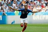 K.Mbappe pagerino 60 metų Pele priklausiusį rekordą