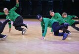 Jaunųjų breiko šokėjų olimpinės viltys keliasi į 2026 m., o suaugusiųjų lūkesčiai – į 2021 m.