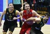 """Naudingas J.Mačiulis padėjo AEK iškovoti pergalę, kuri buvo naudinga ir """"Lietkabeliui"""""""