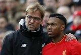 "Oficialu: ""Liverpool"" palieka du futbolininkai"