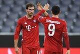 """Čempionų lyga: """"Bayern"""" sutriuškino """"Atletico"""" futbolininkus"""