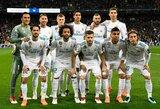 """Elitinis klubas: """"Real"""" perkopė šešių tūkstančių įvarčių ribą"""