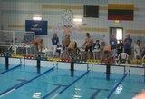 PLSŽ plaukimo varžybose varžėsi 246 dalyviai