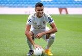 """Oficialu: """"Real"""" saugas dvejiems metams keliasi rungtyniauti į """"Borussia"""""""