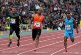 Deimantinės lygos varžybų vyrų 100 m bėgime nugalėjo T.Gay'us