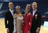 Pasaulio čempionato finale – dvi Lietuvos šokėjų poros